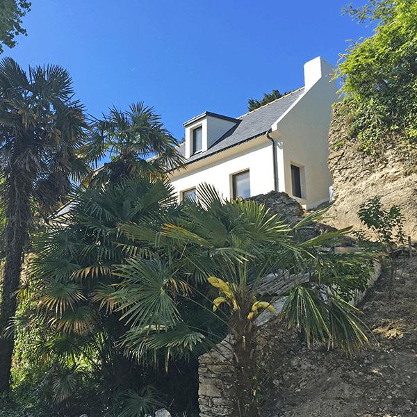 Maison Orgo - Belle Ile en Mer - Une Maison Moderne